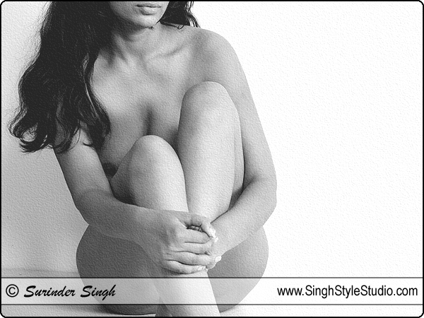 Figure Study Photography in Delhi India
