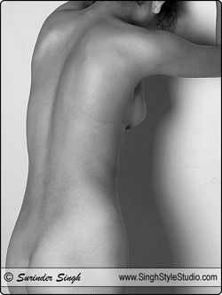 Fine Art Nude Photography Delhi India
